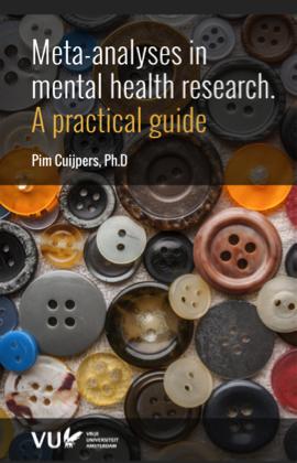 Meta Analysis Book Cover